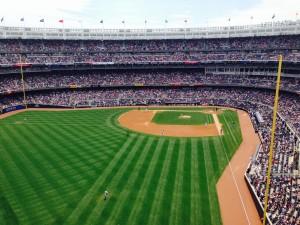 Yankee Stadium 7 26 2014
